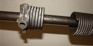 Broken springs replacement